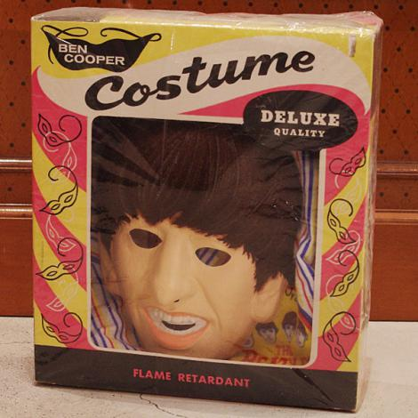64' Ben Cooper Beatles Halloween Costume box
