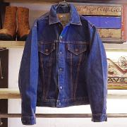 60's Levis 70505 Big E  DENIM JKT (4th)