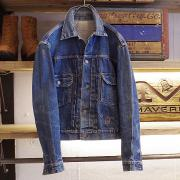 50's Levis 507 XX DENIM JKT (2nd)