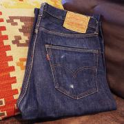 70's Levis 501 66 EARLY DENIM Pants (SS)