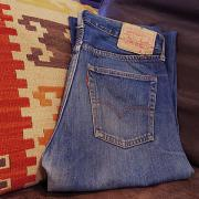 60's Levis 502 Big E  DENIM Pants