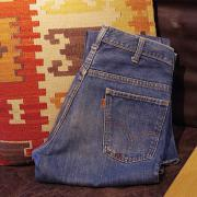 60's Levis 646 Big E  DENIM Pants