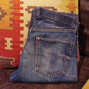 60's Levis 505 Big E  DENIM Pants