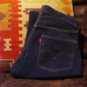 60's Levis 501 Big E  DENIM Pants
