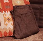 "RRL Glen check Trouser Pants  "" W32 """