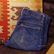 70's Levis 517 Big E  DENIM Pants