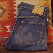 50's Levis 501 XX DENIM Pants (Paper Patch)