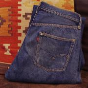 50's Levis 501 ZXX DENIM Pants (Paper Patch)