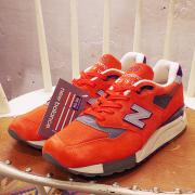 J.CREW × New Balance M998 JS2 (LIMITED EDITION)