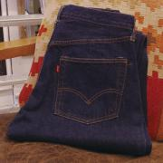70's Levis 502 66 EARLY DENIM Pants (SS)