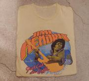 82' JIMI HENDRIX Just ask the axis Tシャツ