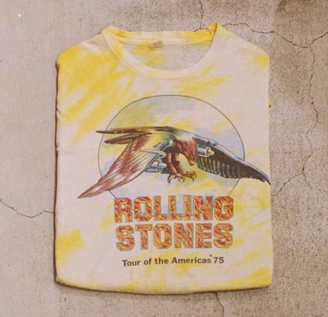 75' Rolling Stones Tour of the America's 75 Tシャツ