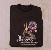 80' THE WHO 2ND CONCERT TOUR FINAL DAY Tシャツ