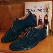 Alden Carroll&Co別注 Suede Shoes (#29339F)